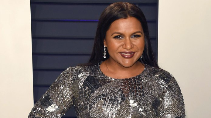 Mindy Kaling Taste-Tested Oreos In a