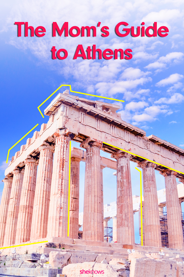 The Mom's Guide to Athens.