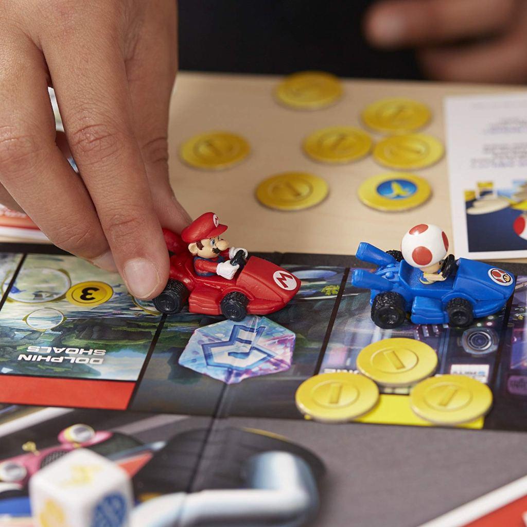 Monopoly Gamer Mario Kart.
