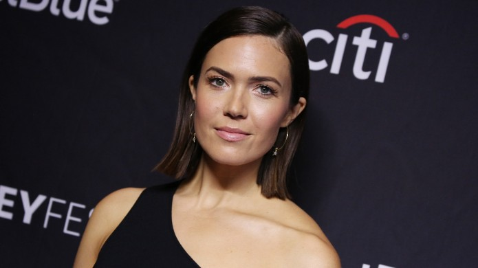 Mandy Moore at 'This Is Us'