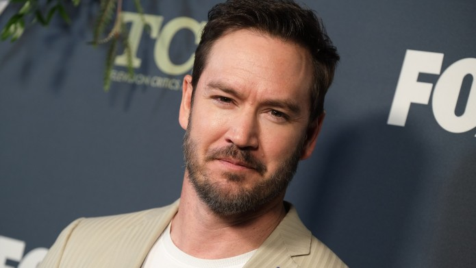 Mark-Paul Gosselaar at a Fox event
