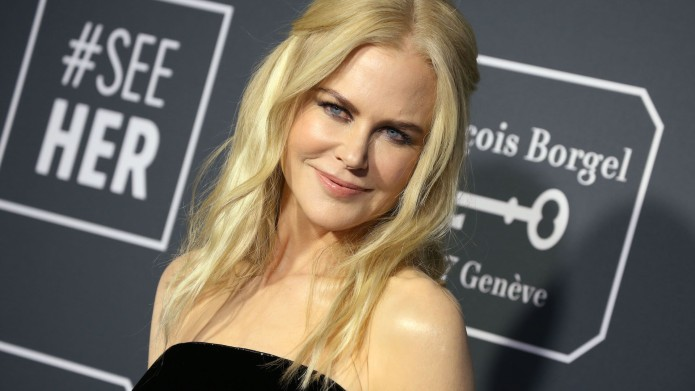 Nicole Kidman arrives at the 24th