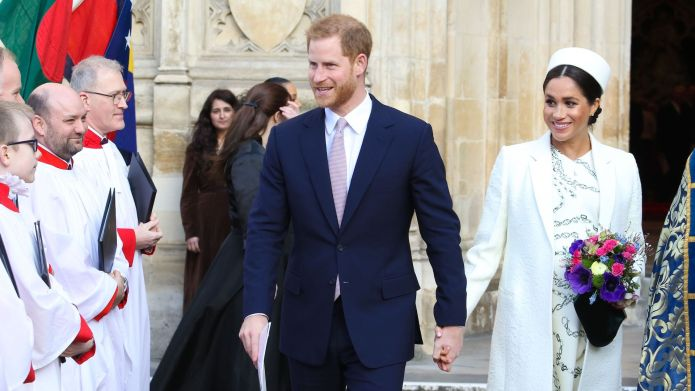 Prince Harry and Meghan, Duchess of