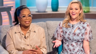 Oprah Winfrey and Reese Witherspoon.