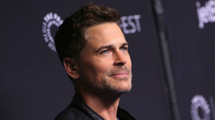 Photo of Rob Lowe at Parks