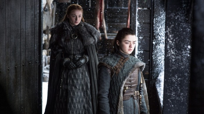 2 New Game of Thrones Fan Theories Predict Sansa & Arya Will Die in Season 8