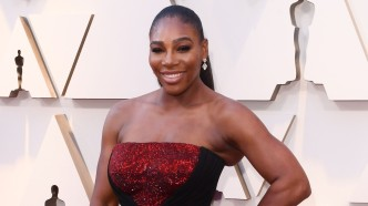 Serena Williams on the 2019 Oscars