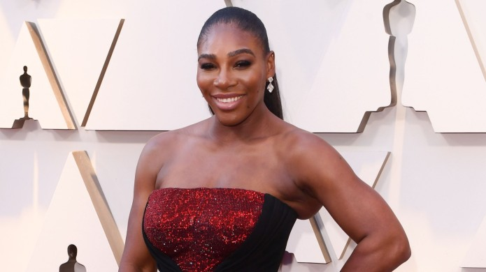 Serena Williams Admits That Hosting Meghan Markle's Baby Shower Was 'A Lot'