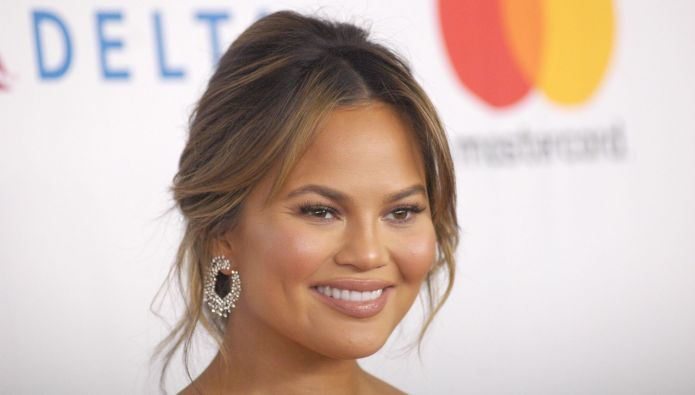 Chrissy Teigen Got Her Kids a