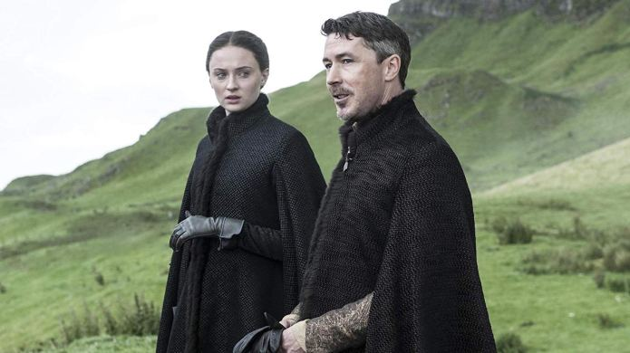 Former Game of Thrones Star Aidan Gillen Thinks the Iron Throne Will Go to…