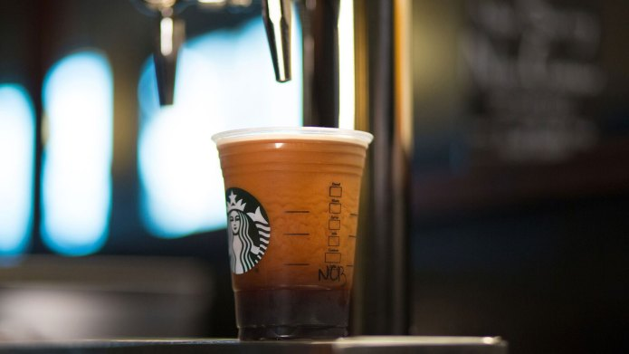Starbucks' Nitro Cold Brew Could Be