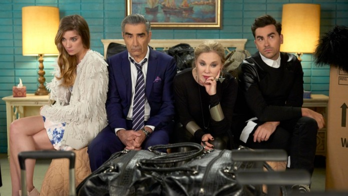 Cast of Schitt's Creek