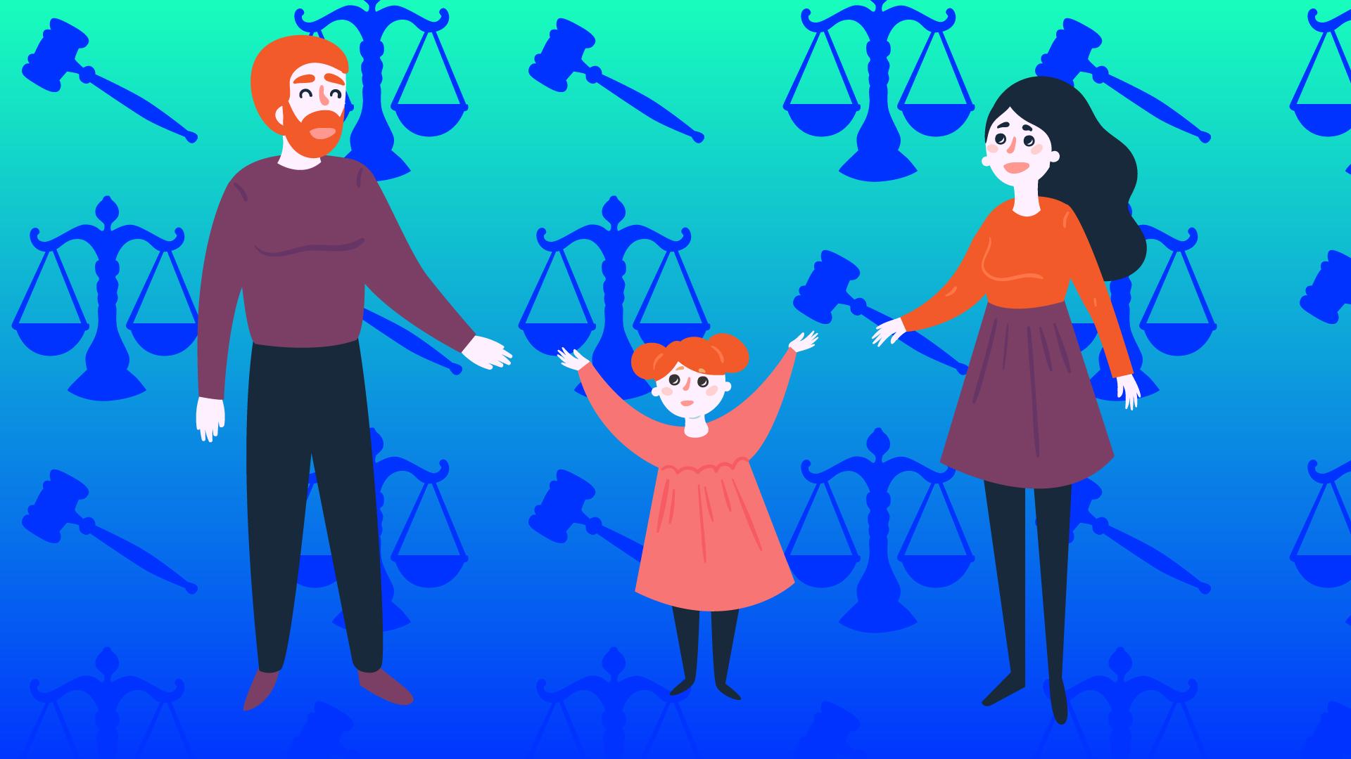 divorce court communication
