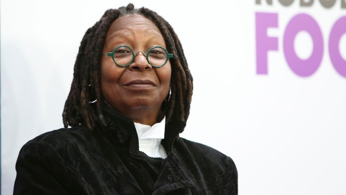 Whoopi Goldberg at the premiere of