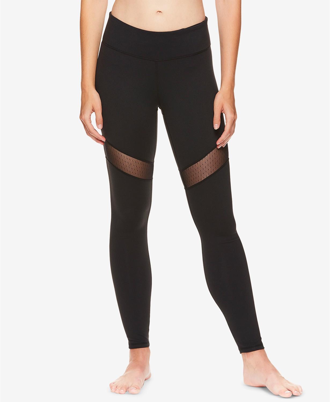 Gaiam x Jessica Biel yoga leggings