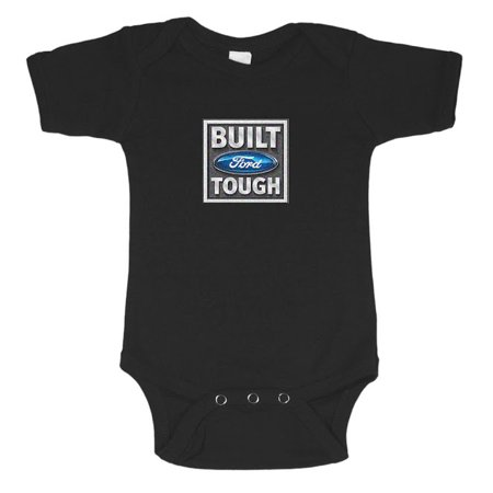 Built Ford Tough: What Your Kid's T-Shirts Say About You