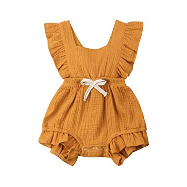 Frilly Romper