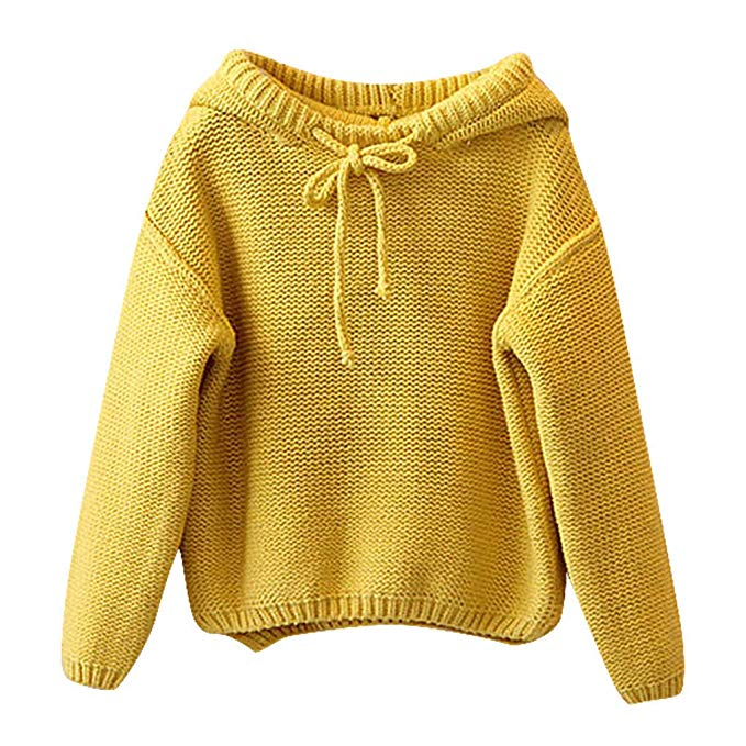 All the Cutest Kids Clothes to Buy on Amazon Right Now: Mustard Toddler Sweater