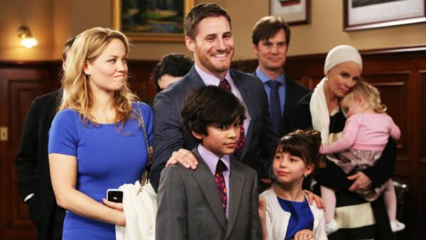 """Parenthood"" adoption on TV"