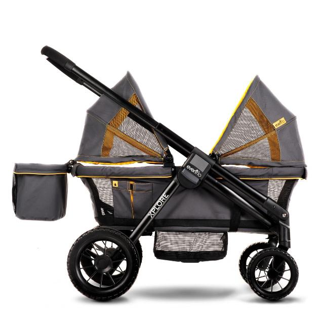 The Best Double Strollers Twin Moms Love - fitness-gear-pro