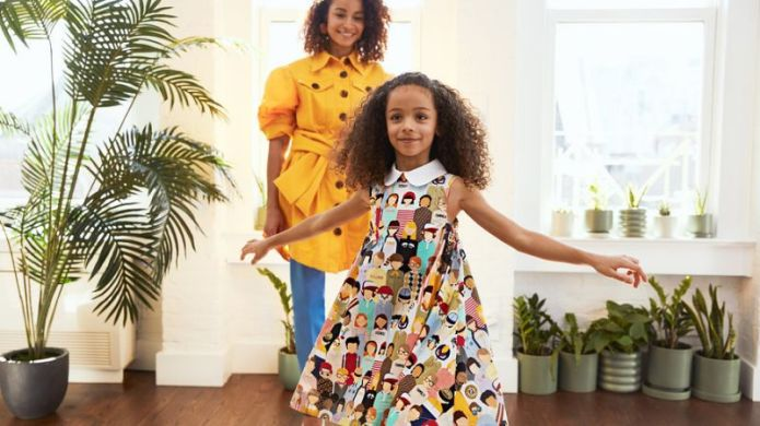 Rent the Runway Kids is Here & Your Tots Are About to Get Fancy
