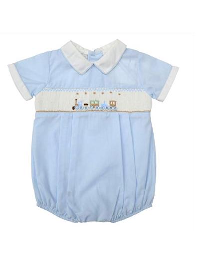 Carriage Boutique Baby Boy Onesie