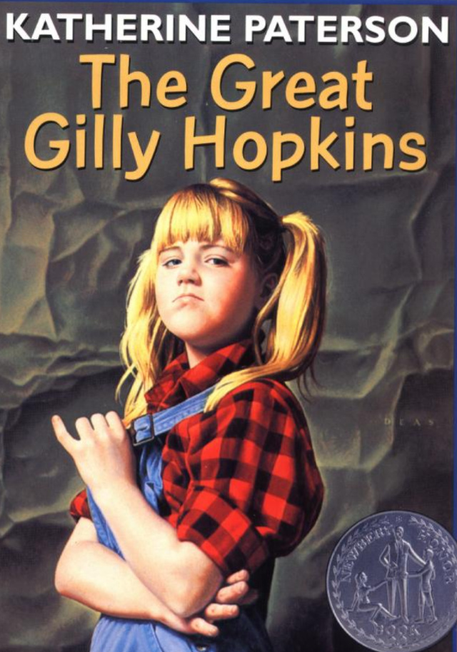 The-Great-Gilly-Hopkins-Kids-Books-Adopted-Foster-Families