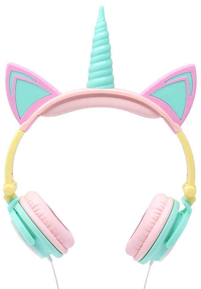 Unicorn-Headphones-Unicorn-Accessories-for-Kids