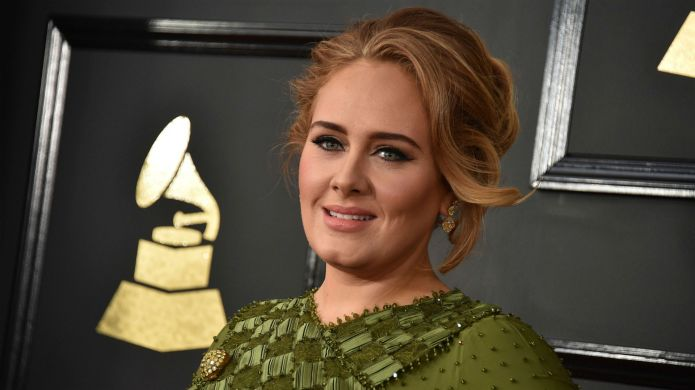 Photo of Adele at the 2017