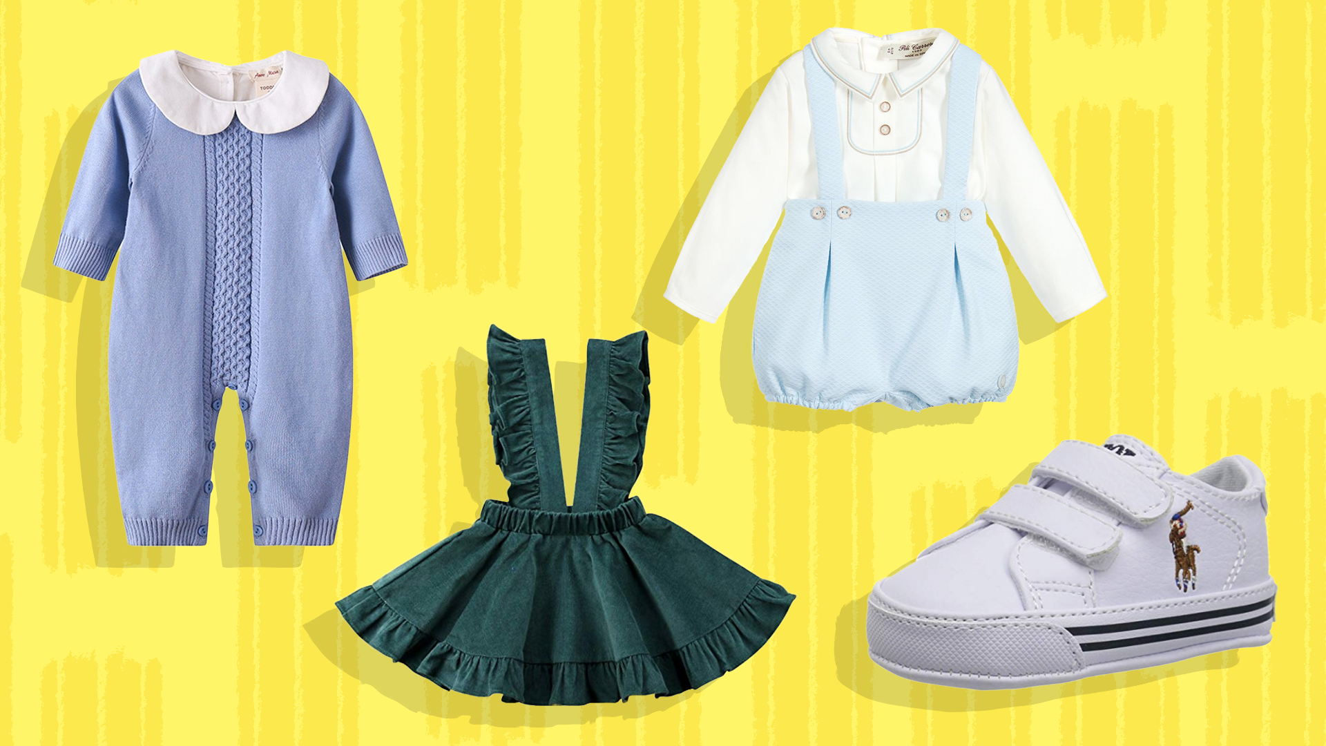 Royal Baby Clothing: Fancy Clothes Fit for a Little Prince(ss