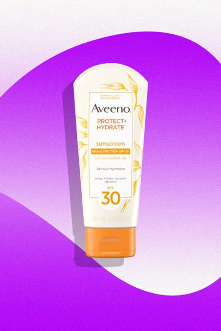 Aveeno Protect + Hydrate Lotion Sunscreen