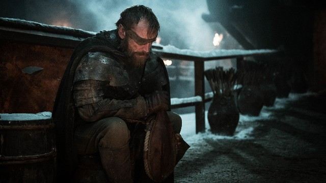 Beric in Game of Thrones