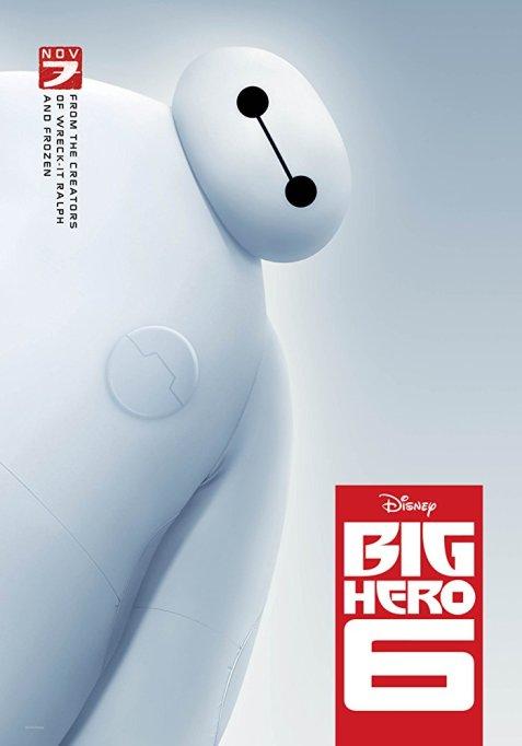'Big Hero 6'