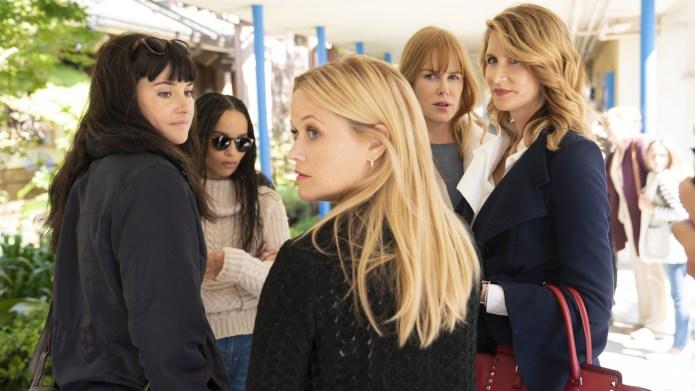 Shailene Woodley, Zoë Kravitz, Reese Witherspoon,