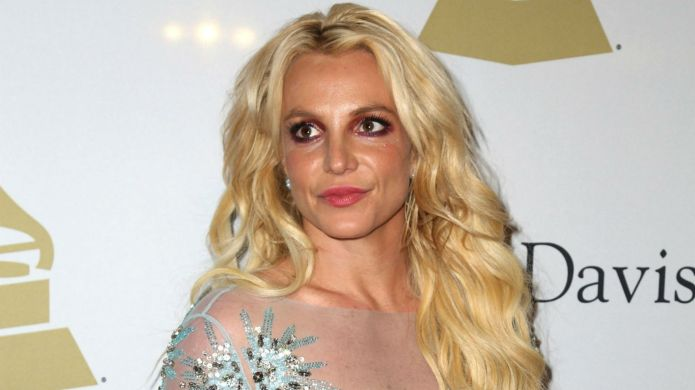 Photo of Britney Spears at Clive