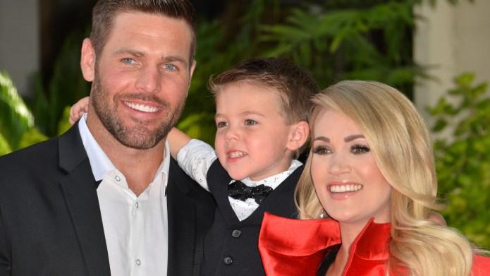 Carrie Underwood Reveals 'Rookie' Mom Mistake