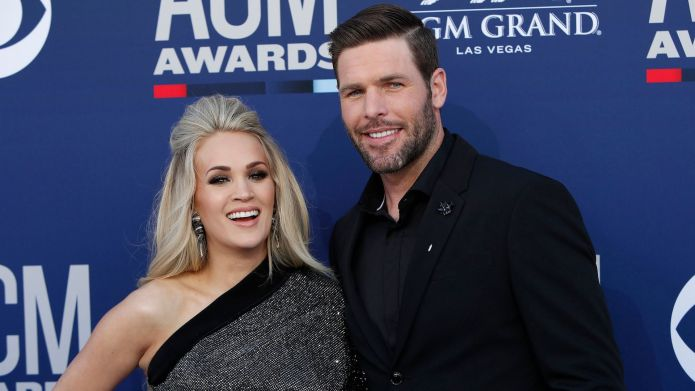 Carrie Underwood Pumps Breast Milk, Then