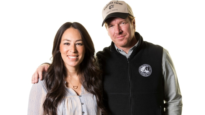 Joanna and Chip Gaines.