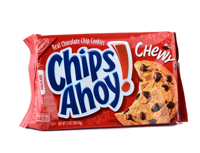 Chips Ahoy! Chewy Cookies