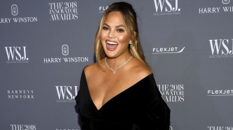 Chrissy Teigen attends the WSJ Magazine
