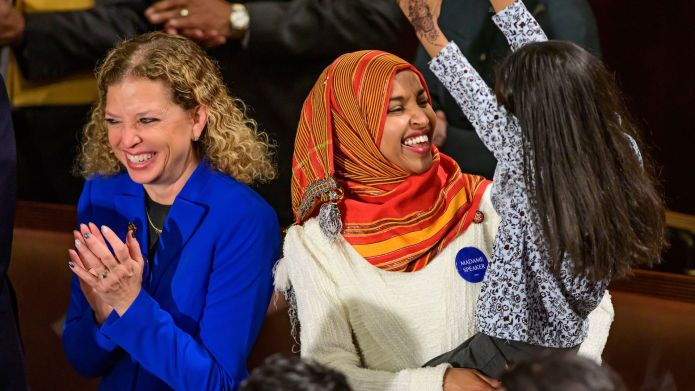 9 Congresswomen Who Are Moms Just