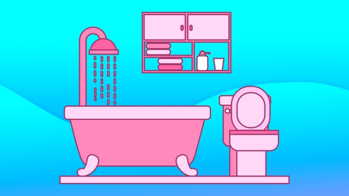 Deep-Cleaning Bathroom Hacks