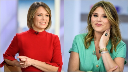 dylan dreyer and jenna bush hager