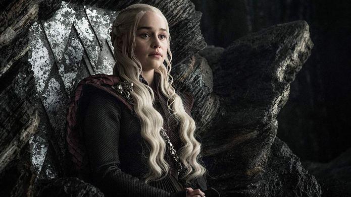 Photo of Emilia Clarke as Daenerys