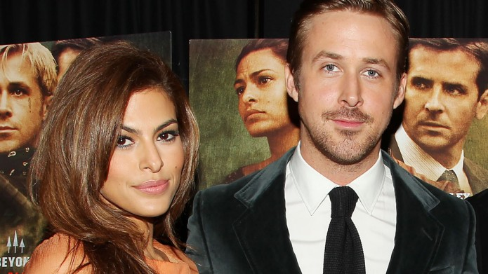 Eva Mendes, Ryan Gosling 'The Place