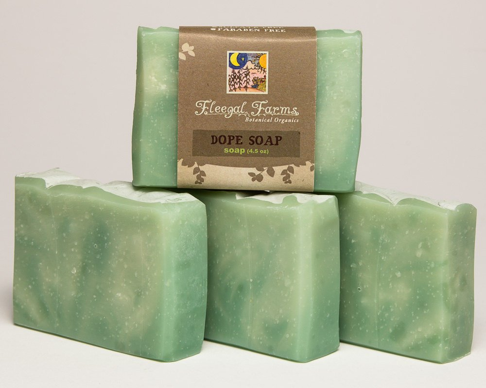 Gifts for Pot-Smoking Moms: Dope Soap