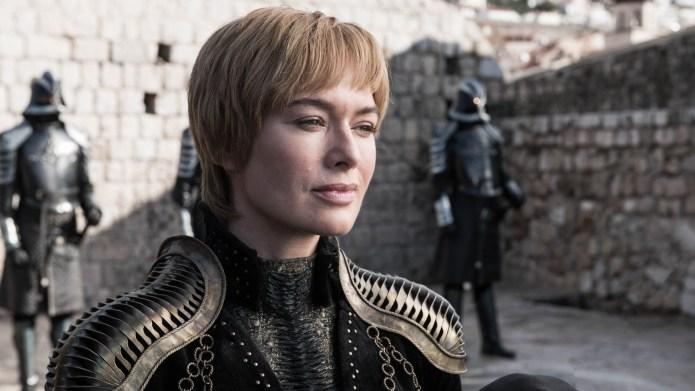 Cersei Lannister (Lena Headey) at King's