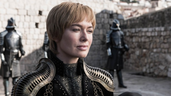Cersei Lannister (Lena Headey) at King's