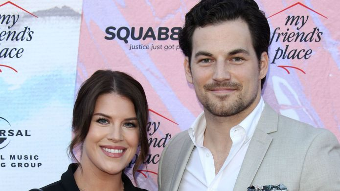 Photo of Giacomo Gianniotti and Nichole