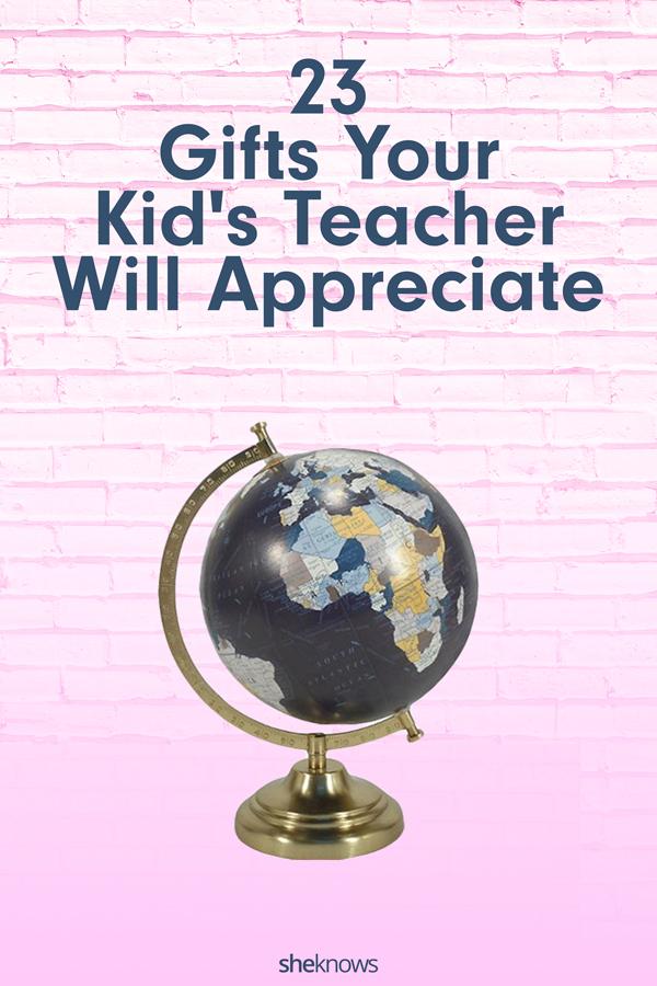 Gifts Teachers Want